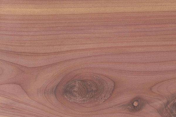 Cedro, Aromático Rojo