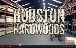 Houston Hardwoods video