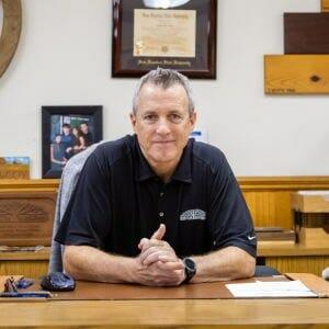 Photo of Tim McCoy